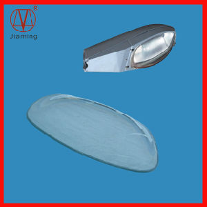 Clear Tempered Glass for Street Light