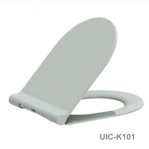 Soft Close Easy to Take Duroplast Toilet Seat Cover pictures & photos