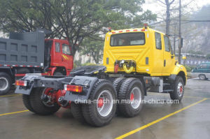 Liute Ansett (L5R) Heavy Truck 350 HP 6X4 Tractor pictures & photos