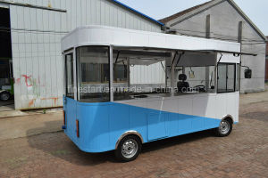 Electric Dining Car and Food Car as Moving Kitchen pictures & photos