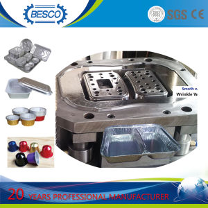 Disposable Aluminum Foil Plate / Pan / Container Mould Ce Approved pictures & photos