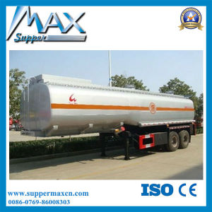Oil/Fuel Tank Semi-Trailer with 2 Axles pictures & photos