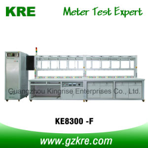 Class 0.02 10 Position Three Phase Meter Test Bench pictures & photos