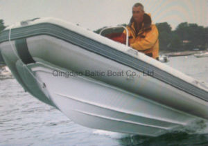 Chinese Double Deck Deep V Rib Boat 470 Ce pictures & photos