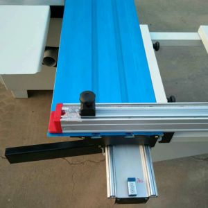 Two /Double Blades Wood Cutting Machine Precision Sliding Table Panel Saw pictures & photos
