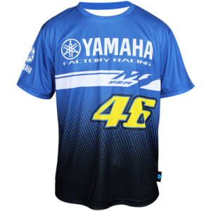 No. 46 Short Sleeve Custom Motorcross Racing Jersey (ASH08) pictures & photos