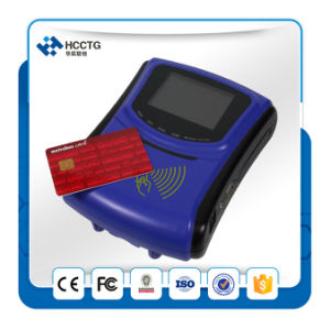 Bus Ticket Vending Machine Linux POS Terminal RFID Card Reader Bus Validator HCl1306 pictures & photos
