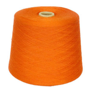 28s/2 Viscose/Cotton/Wool/Silk/Cashmere Blend Yarn for Knitting Fabric pictures & photos
