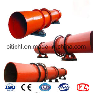 Hot Sale Rotary Drum Dryer for Slag, Coal, Slime, Sludge pictures & photos