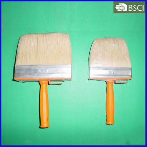 White Bristle Ceiling Brush with Plastic Handle (THB-006) pictures & photos