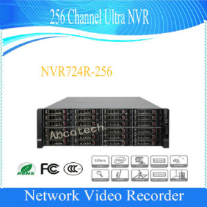 Dahua 256 Channel Ultra Security Network Video Recorder CCTV NVR (NVR724R-256) pictures & photos
