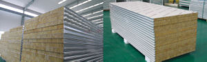Sandwich Panel/Wall Panel for Steel Buildings (XGZ-50) pictures & photos