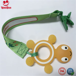 Personalized Pacifiers Clips with Iron/PP Holder pictures & photos