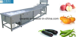 Fruit&Vegetable Washing Machine Factory Manufacture Good Price pictures & photos