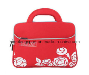 """2016 New Design Neoprene Laptop Bag with Handle for 15"""" Laptop pictures & photos"""