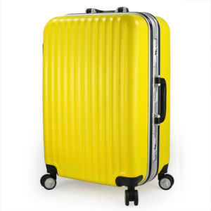 ABS+PC Trolley Aluminium Luggage Factory Price