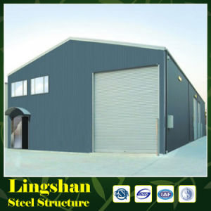 Beautiful and Cheap Prefabricated Prefabricated Steel Frame Long Life Storage Warehouse pictures & photos