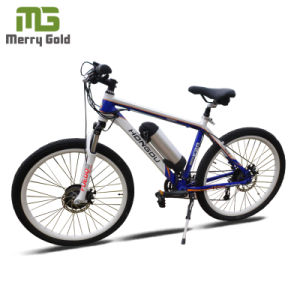 Cheap 250W Hot Sale 26′′ Bottle Battary Man Electric Bike pictures & photos
