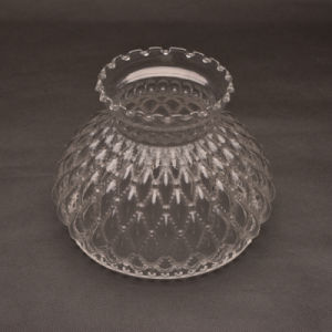 Japanese Quality Clear Glass Lamp Shade pictures & photos