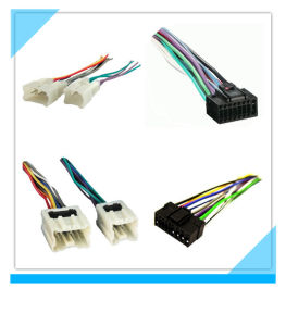 China Factory Car Speaker Wiring Harness pictures & photos