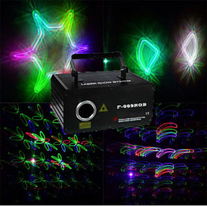500MW 3D Effect Mini Laser Projector Show