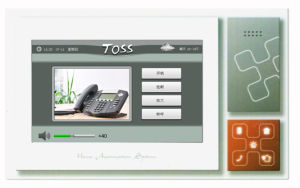 TCP / IP Video Indoor Phone (T1-2)