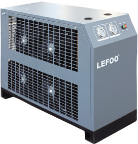 High-Temperature Air Cooled Freeze Dryer