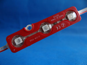 Hot Sale Ce&RoHS 5050 RGB LED Injection Module pictures & photos