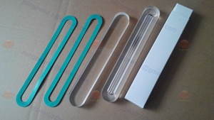 Boiler Gauge Glass DIN 7081
