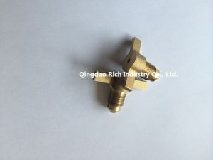 Forging Brass Part/Brass Part/CNC Machining Brass Aluminum Parts pictures & photos