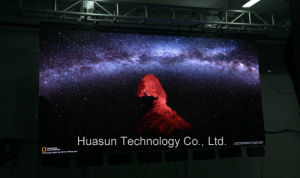 P3 HD Video Screen Flexible LED Curtain for Mobile Events pictures & photos