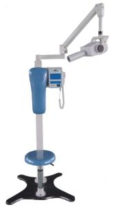 Mobile Dental X-ray Machine with Wheels pictures & photos