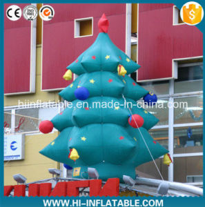 Hot Sale Christmas Use Inflatable Christmas Tree Decoration