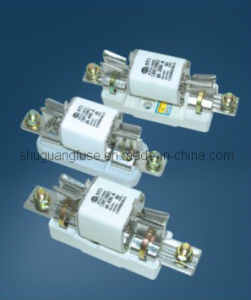 Low Voltage Knife NH Fuse Holder (NT1, NT2, NT3) pictures & photos