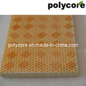 Light Weight Anti-Slip Honeycomb Sandwich Panel pictures & photos