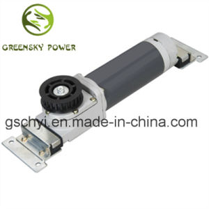GS 24V DC Aotomatic Rolling Door Gear Motor pictures & photos
