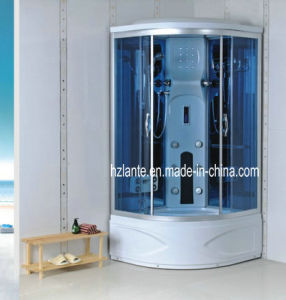 Steam Shower Cabin with High Tray (LTS-8209) pictures & photos