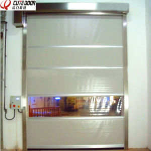 High Performance Fast Flexible High Speed Clean up Door pictures & photos