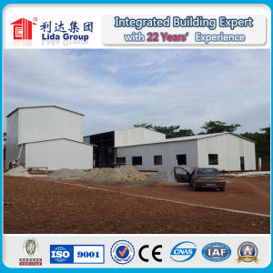Prefabricated Light Steel Structure Workshop Warehouse Building Design pictures & photos
