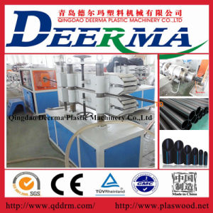 PE Water Pipe Extrusion Machine