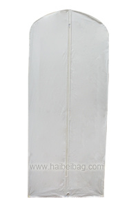 White PEVA Bridal Bag (HBGA-022) pictures & photos