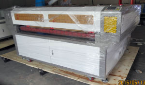 Auto Feed CNC Laser Cutter Machine for Fabric Leather Cutting pictures & photos