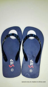 Soft EVA Flip Flop for Kids Size with OEM Printing pictures & photos