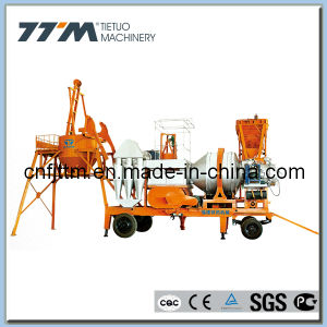 30tph (QLB-30) Mobile Asphalt Mixing Plant for Road Construction pictures & photos