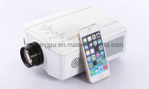 1800lm Mini Portable HDMI, USB TV LED Projector (SV-856) pictures & photos