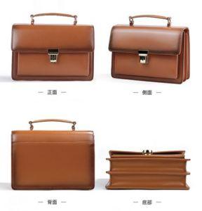 Womens Leather Vintage Handbags Shoulder Handbag Tote Top Handle Bag Cross Body Bags Satchel (LDO-01690) pictures & photos