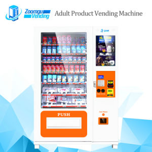 Non-Refrigeration  Sexy Toy Vending Machine S800-10c (22SP) +19s pictures & photos