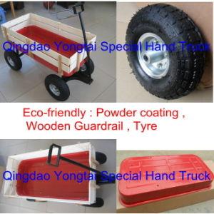 Children Wooden Wagon Cart pictures & photos