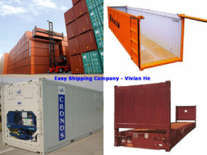 Consolidate Shipping Container From China Open Top Reefer pictures & photos