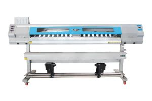 Audley S7000-5 Double Dx5 Head 1.9m Inkjet Digital Flex Banner Plotter with Ce pictures & photos